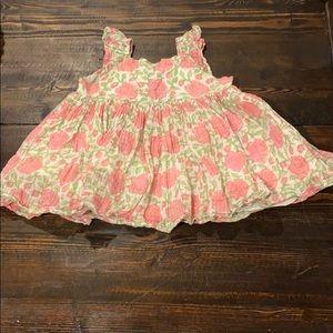 Paisley Magic Toddler Dress 18m